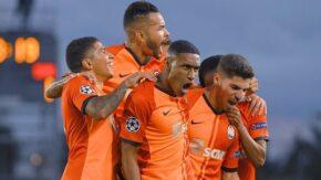 Без семи переболевших коронавирусом игроков «Шахтёр» сенсационно победил «Реал» в Лиге Чемпионов