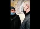 Активіст ГО «Стоп корупції» на поліцейського з Бурині: «Ти сопля, на х…й»!